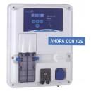 DELUXE S control pH/ Clorador de sal con bomba peristáltica 1,6l/h